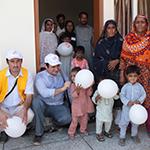 Permanente hulp pakistan