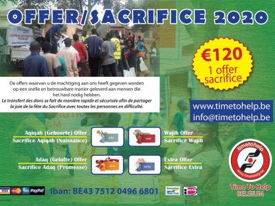 Offer - sacrifice 2020